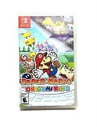 Paper Mario The Origami King Nintendo Switch - New Sealed