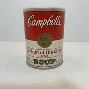 Vintage 1988 Campbell's Soup Cream Of The Crop Tshirt Sealed Vry Rare Htf Warhol