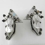 1999 Harley Davidson Electra Glide Flhtci Pair Brembo Front Calipers - Pbfc