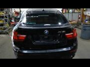 Hatch Tailgate With Privacy Tint Glass Black 475 Fits 13-14 Bmw X6 768572