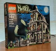 Lego Haunted House 10228 Monster Fighters 2012 Factory Sealed/new