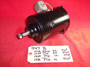 Rare 947 B Delco Remy Generator And Cutout 1928-1929 Chrysler And Plymouth