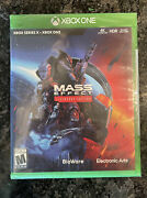 Mass Effect Legendary Edition - Xbox One/series X/s - Brand New - Ships Now