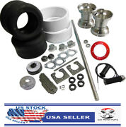 Drift Trike Kit With Tires Rims Sleeves And Clutch - Bm