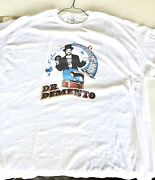 Alstyle Vintage 90's Dr. Demento 'stay Demented' T-shirt 2xl 100cotton Nos