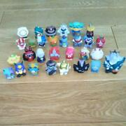 Yokai Watch Finger Dolls 29 Bodies There Is Rare Big From Japanex Condition