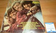 Beckett-bas Davy Jones Autographed-signed The Monkees Record Album Q23163