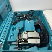 Vintage Heavy Duty Makita Jig Sawandnbsp 4301bvandnbspw/ Case And Many Saws Fast Shipping