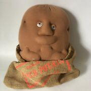 Vintage Couch Potato Plush Doll Sack Robert Armstrong Coleco 1987