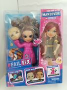 Failfix Take Over The Makeover Doll With @loves.glam Surprise Fashion Toy