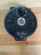 Vintage Abu Garcia Flymax 56 Fly Reel Excellent Condition With Line