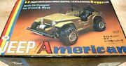 Spital Jeep American Buggy Car With Roll Bar 1/8 Scale Radio Contral Vintage