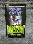 Tales From The Crypt Demon Knight Paperback Book 1995 Horror Randall Boyll Oop