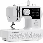 Mini Sewing Machine For Beginners And Kids,portable Household Small 1602