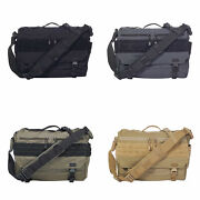 5.11 Tactical Rush Delivery Messenger Carry Bag Lima - Choose Available Color