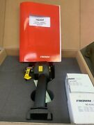 Fromm P327 5/8andrdquo Battery Powered Strapping Tool-new
