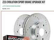 Power Stop Evolution Rear Rotors And Pads, Challenger 392, And More