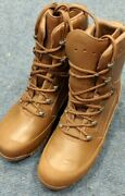 Army Issue Haix Gore-tex Boots - New Condition - Uk 9 W - Waterproof Boots