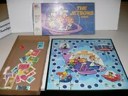 1985 Milton Bradley The Jetsons Complete Board Game 4514
