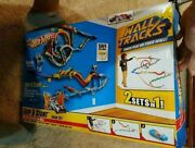 Hotwheels Wall Tracks Loop And Stunt Track Set - 2 Sets In 1 In Box Discontinued