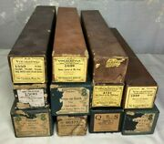 Lot Of 11 Vintage Player Piano Rolls Vocalstyle Virtuoso Qrs Us Music Co.