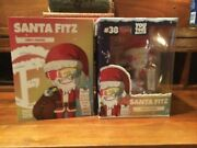 Santa Fitz Youtooz Vinyl Figure Limited Edition Collectible [sold Out]