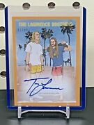 Trevor Lawrence 2021 Topps Online Exclusive Rc Auto /99 The Lawrence Bros 40-a