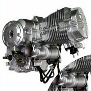 Atv Vertical Engine Motor 4-stroke 200cc 250cc With 5-speed Manual Transmission