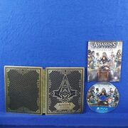 Ps4 Assassins Creed Syndicate Steelbook Edition Region Free Pal Uk