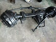 Isuzu 2001 Kk-nks71gr Front Differential Housing Assembly [used] [pa49494818]