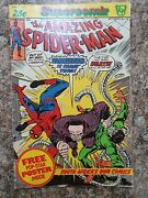 Amazing Spiderman 15 Super Comix South African Rare Printing