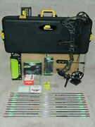Loaded Right Handed Mathews Vxr 28 Bow Package- Stone Tactical -many Dl/dw Avail