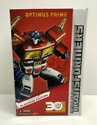 Optimus Prime Masterpiece Platinum Edition Transformers Year Of The Horse New