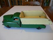 Vintage 1949-1956 Buddy L Sand And Gravel Dump Truck Part 31213 Long Used