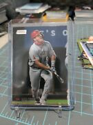 2021 Topps Stadium Club Mike Trout 200 Image Variation Sp Los Angeles Angels