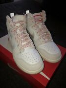 Nike Notre Dunk High Light Orewood Brown Size 9 Brand New In Box
