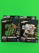 Brand New Nerf Roblox Strucid Boom Strike Phantom Forces Boxy Buster With Code
