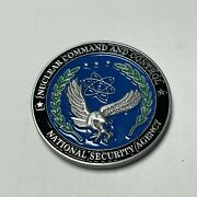 Special Listing National Security Agency Nuclear Command Control Challenge Coin