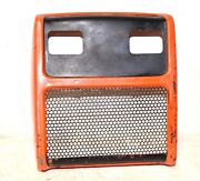Jacobsen 1250 Hydro Garden Tractor Front Grill Vtg Riding Lawn Mower Part