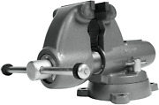 Wilton C-2 Combination Pipe And Bench Vise 5andrdquo Jaw 28827
