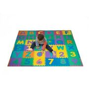 Baby Foam Floor Tile Mat Alphabet Number Puzzle Pad Infant Toddler Play Kid Rug