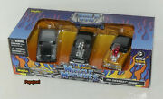 Muscle Machines Build Ups 3 Pack 1955 Chevrolet Nomad Primer To Paint Race 164