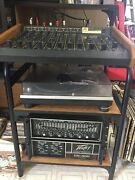Peavey Dj Pro Audio System Amplifier Equalizer Mixing Board 4 2way Pa Speakers