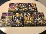 Saint Seiya The 12 Palaces Of Hades All Complete Set From Japanex Condition