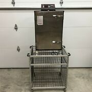 Cookshack Sm066 Amerique Electric Smoker Oven Stainless Insulated