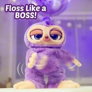 Pets Alive Fifi The Flossing Sloth / Dances And Flosses To 3 Songs