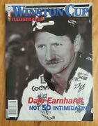 Dale Earnhardt Winston Cup Illustrated August 1996 Magazine No Label Nascar