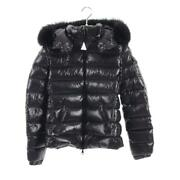 Moncler Badyfur Down Jacket Black Shippingfree From Japan Excellent Collection