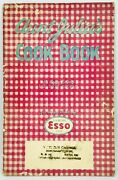 Esso Standard Oil Co / Aunt Julia's Cook Book For Happy Eating Use These 1st Ed