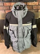 Icearmor By Clam Ice Fishing Outerwear Cold Weather Lined Jacket Waterproof L